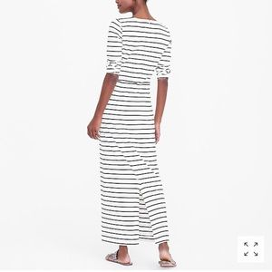 405e0ad13a5 J. Crew Factory Dresses - Stripe Knit Maxi Dress